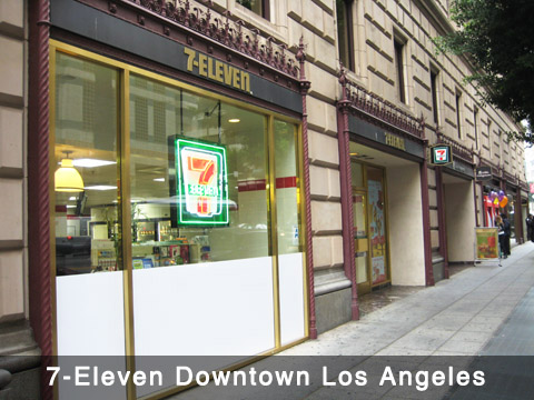 7-Eleven Downtown Los Angeles